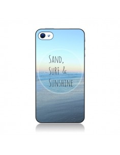 Coque Sand, Surf and Sunshine pour iPhone 4 et 4S - R Delean