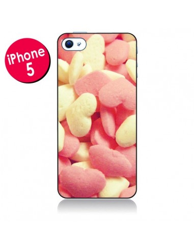 Coque Tiny pieces of my heart pour iPhone 5 - R Delean