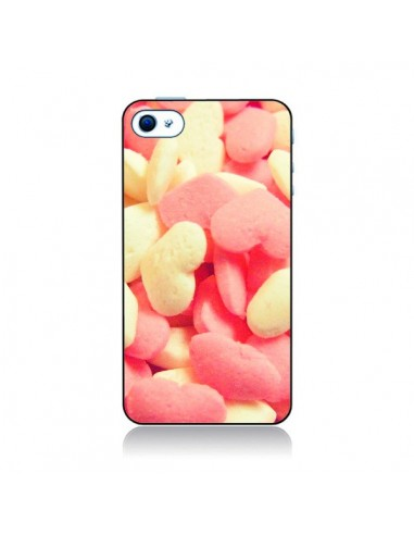 Coque Tiny pieces of my heart pour iPhone 4 et 4S - R Delean