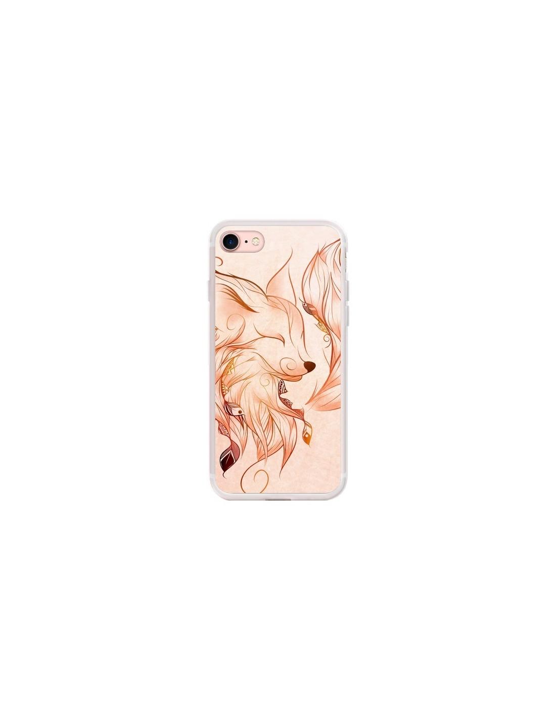coque iphone 7 renard
