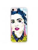 Coque Brunette pour iPhone 7 et 8 - AlekSia