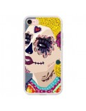 Coque Sugar Skull Tête de Mort pour iPhone 7 - AlekSia