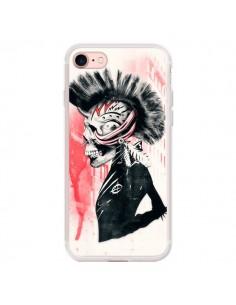 Coque iPhone 7/8 et SE 2020 Punk - Ali Gulec