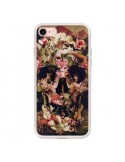 Coque Jungle Skull Tête de Mort pour iPhone 7 - Ali Gulec
