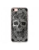 Coque iPhone 7 et 8 Skull Lace Tête de Mort - Ali Gulec