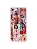 Coque Magazine Vogue Couverture Cover pour iPhone 7 - Benoit Bargeton