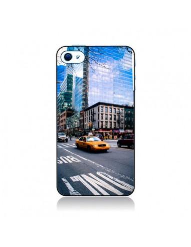 Coque New York Taxi pour iPhone 4 et 4S - Anaëlle François