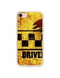Coque Driver Taxi pour iPhone 7 - Brozart
