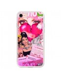 Coque Glamour Magazine pour iPhone 7 - Brozart