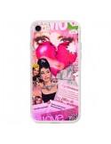 Coque iPhone 7 et 8 Glamour Magazine - Brozart