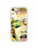 Coque iPhone 7 et 8 Madonna Catch The Look - Brozart