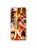 Coque iPhone 7 et 8 Jessica Rabbit Betty Boop - Brozart