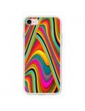 Coque Acid Vagues pour iPhone 7 et 8 - Danny Ivan