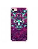 Coque iPhone 7 et 8 Space Cat Chat espace - Danny Ivan