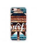 Coque Surf's Up Ete Azteque pour iPhone 7 et 8 - Ebi Emporium