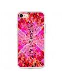 Coque iPhone 7 et 8 Life is Beautiful - Ebi Emporium