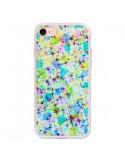 Coque Stars Etoiles Bleues pour iPhone 7 et 8 - Ebi Emporium