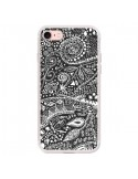 Coque Azteque Noir et Blanc pour iPhone 7 - Eleaxart