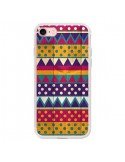 Coque Mexican Triangle Aztec Azteque pour iPhone 7 - Eleaxart