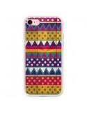 Coque Mexican Triangle Aztec Azteque pour iPhone 7 et 8 - Eleaxart