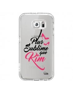 Coque Plus sublime que Kim Transparente pour Samsung Galaxy S7 - Lolo Santo