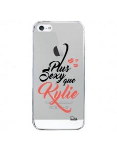 Coque Plus Sexy que Kylie Transparente pour iPhone 5/5S et SE - Lolo Santo