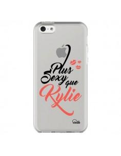 Coque Plus Sexy que Kylie Transparente pour iPhone 5C - Lolo Santo