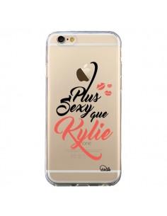 Coque iPhone 6 et 6S Plus Sexy que Kylie Transparente - Lolo Santo