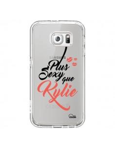 Coque Plus Sexy que Kylie Transparente pour Samsung Galaxy S7 - Lolo Santo