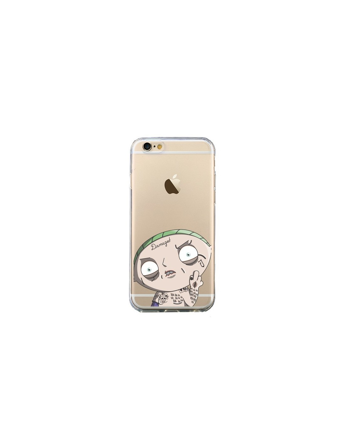 coque iphone 6 manga freezer