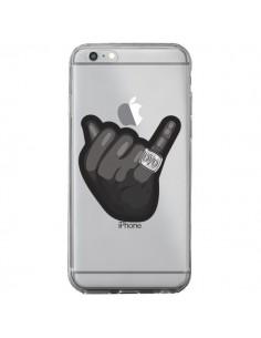 Coque OVO Ring bague Transparente pour iPhone 6 Plus et 6S Plus - Mikadololo
