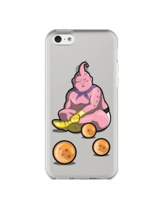 Coque iPhone 5C Buu Dragon Ball Z Transparente - Mikadololo