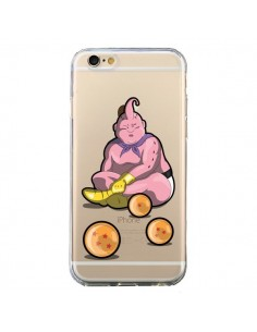 Coque iPhone 6 et 6S Buu Dragon Ball Z Transparente - Mikadololo