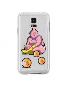Coque Buu Dragon Ball Z Transparente pour Samsung Galaxy S5 - Mikadololo