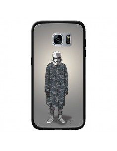Coque White Trooper Soldat Yeezy pour Samsung Galaxy S7 - Mikadololo
