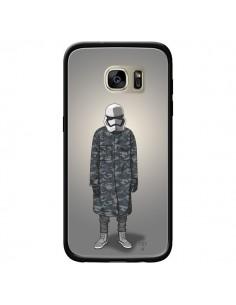 Coque White Trooper Soldat Yeezy pour Samsung Galaxy S7 Edge - Mikadololo