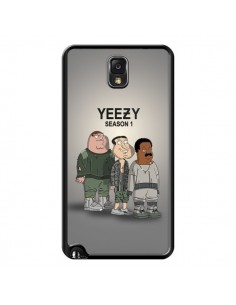 Coque Squad Family Guy Yeezy pour Samsung Galaxy Note III - Mikadololo