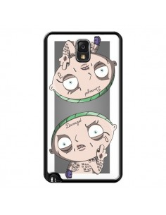 Coque Stewie Joker Suicide Squad Double pour Samsung Galaxy Note III - Mikadololo