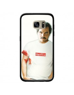 Coque Netflix Narcos pour Samsung Galaxy S7 Edge - Mikadololo