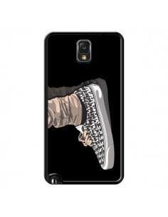 Coque Vans Noir pour Samsung Galaxy Note III - Mikadololo