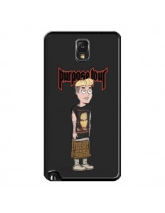 Coque Bieber Purpose Tour Manson pour Samsung Galaxy Note III - Mikadololo