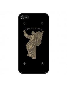Coque God Black Drake Chanteur Jeu Cartes pour iPhone 4 et 4S - Mikadololo