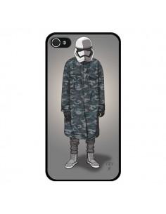 Coque White Trooper Soldat Yeezy pour iPhone 4 et 4S - Mikadololo