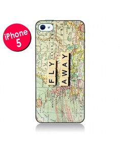 Coque Fly Away pour iPhone 5 - Sylvia Cook