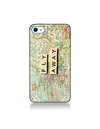 Coque Fly Away pour iPhone 4 et 4S - Sylvia Cook
