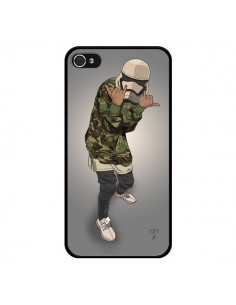 Coque Army Trooper Swag Soldat Armee Yeezy pour iPhone 4 et 4S - Mikadololo