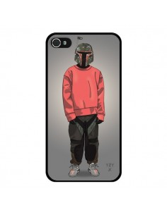 Coque Pink Yeezy pour iPhone 4 et 4S - Mikadololo