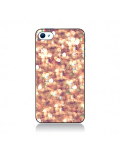 Coque Glitter and Shine Paillettes pour iPhone 4 et 4S - Sylvia Cook