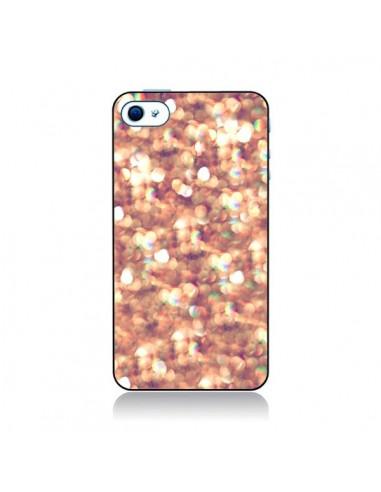 Coque Glitter and Shine Paillettes pour iPhone 4 et 4S - Sylvia Cook