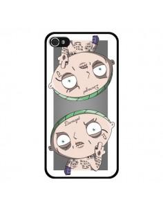 Coque Stewie Joker Suicide Squad Double pour iPhone 4 et 4S - Mikadololo